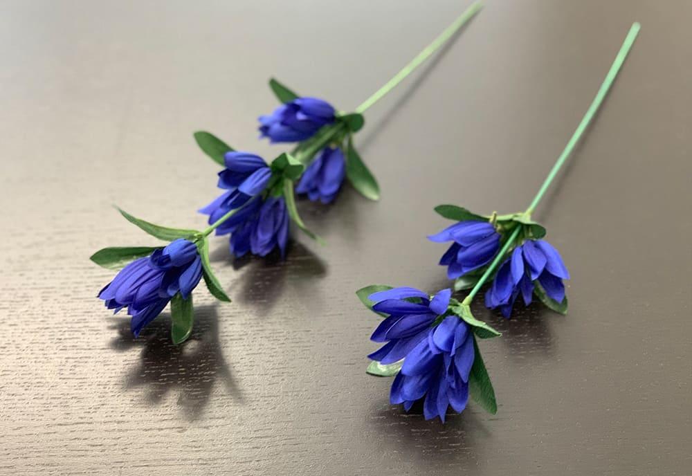 造花りんどう(中国産)